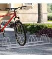 Rastel pentru 4 biciclete Homcom - AA0-047V01