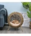 Culcus pisica ratan cu perna, D30-245ND